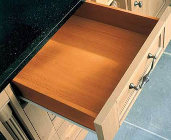 Shallow Plywood Drawer Box