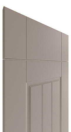 Sonata Avon Kitchen Doors All Doors Off - Matt grey kitchen doors